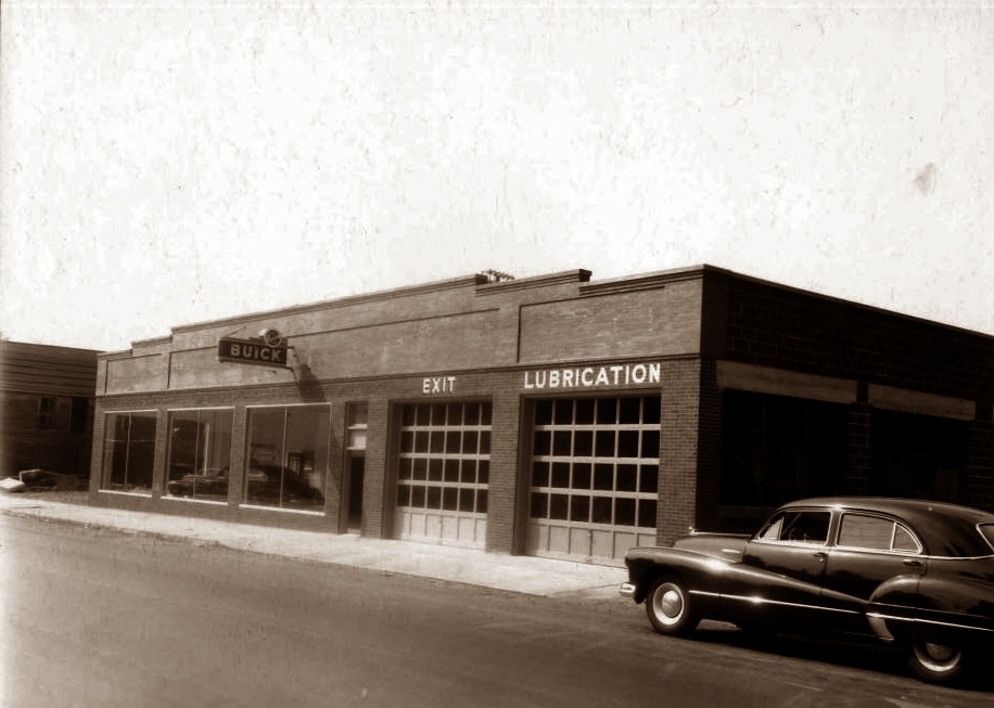 Index Of GalleryTowns And VillagesWellsvilleBaldwin Collection - Buick dealership